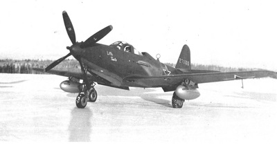 Bell P-63 Lend Lease Aircraft